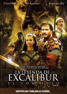La Leyenda De Excalibur (2007)