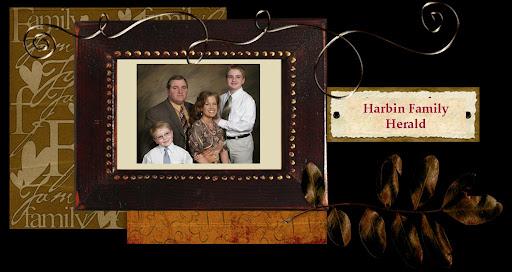 Harbin Family Herald
