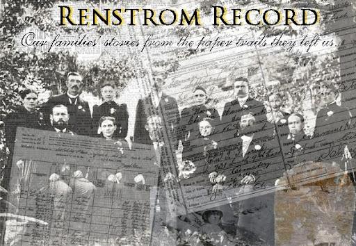 Renstrom Record