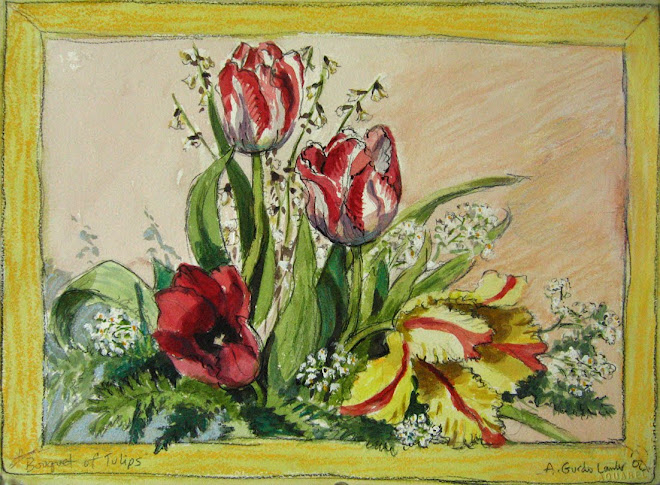 Bouquet of Tulips     2002
