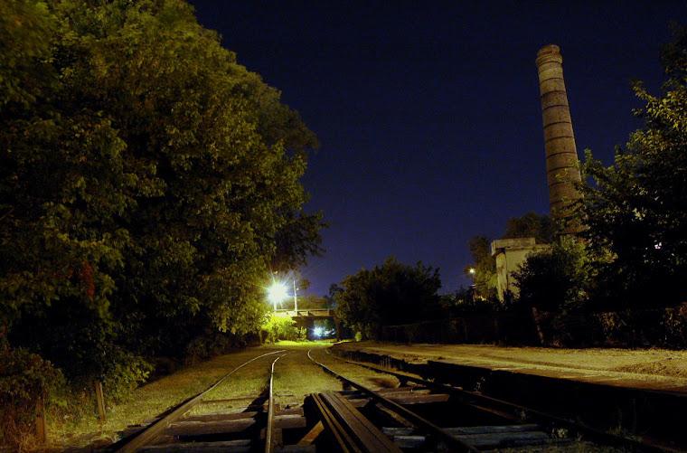 Las viejas vías, entre J.Delgado y Zorrilla