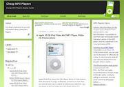 Template para novo Blogger 3 colunas - MP3 Theme