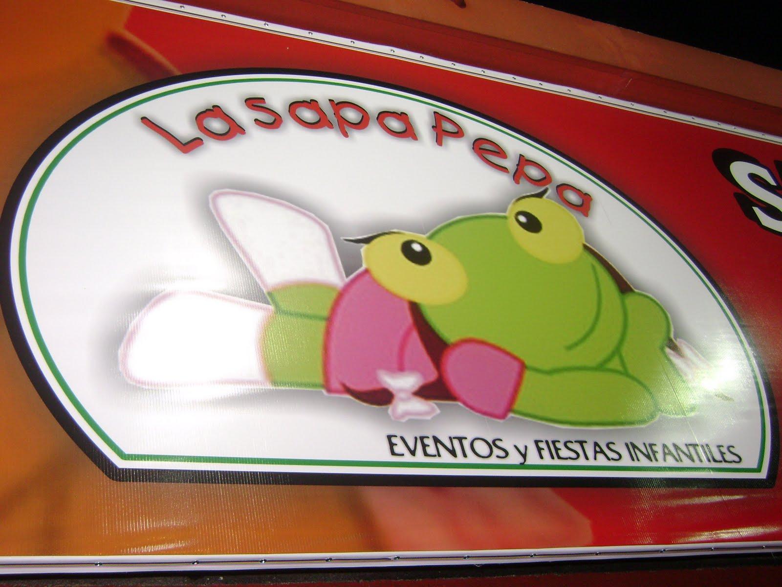 Salón de fiestas La Sapa Pepa