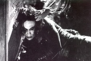 O corvo - Eric Draven.