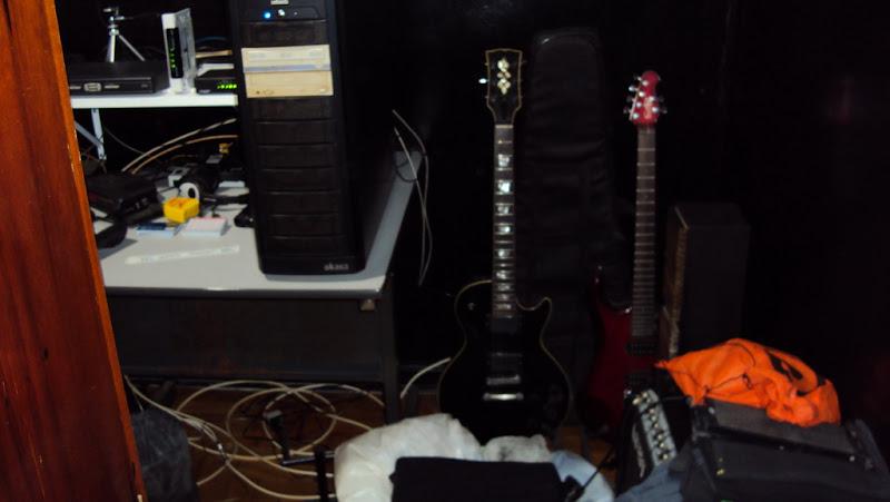 Novo quarto.