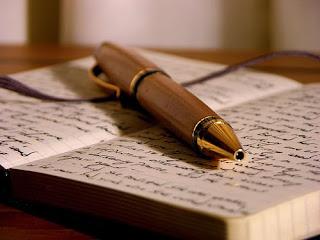 Vamos escrever algo?