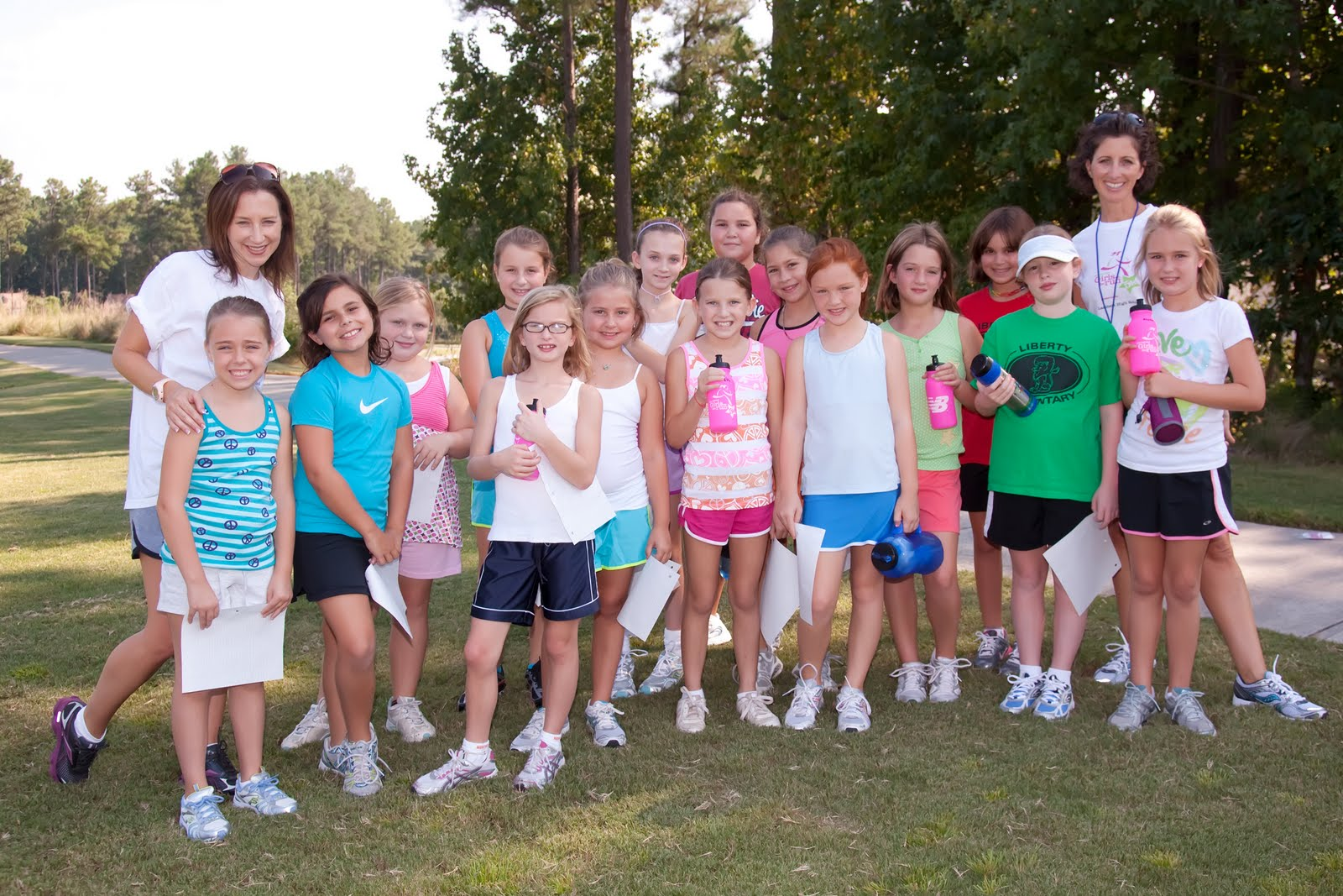 ... pre-teen girls to develop self respect and healthy lifestyle through