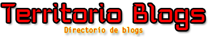 ..:: Territorio Blogs ::.. - Directorio de blogs