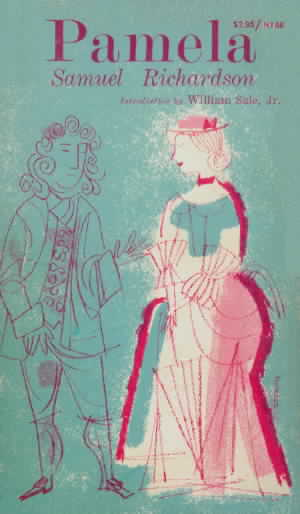 essays on samuel richardson Pamela: pamela, novel in epistolary style by samuel richardson, published in 1740 and based on a story about a servant and the man who, failing to seduce her, marries.