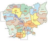 Cambodia Target Areas