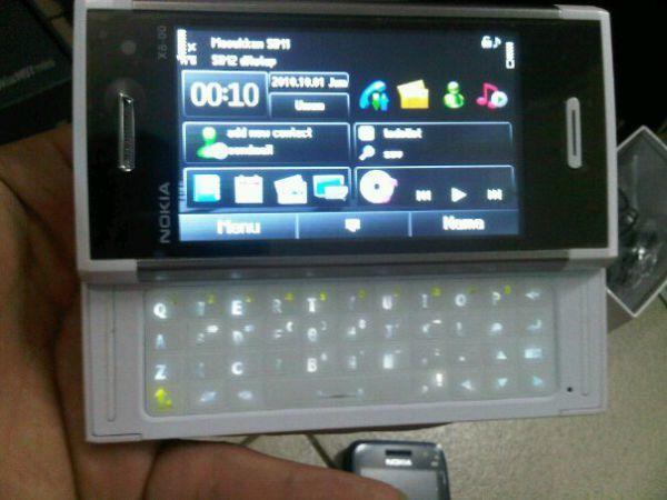 Replika Nokia X8-00