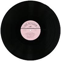 Аве Мария. Диск фирмы Мелодия