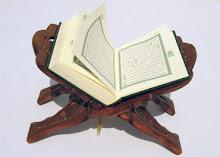Jadikanlah Al-Qur'an sahabat Sejati sampai mati