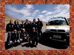 Expedição Conexão Adventure: Brasil, Peru, Bolívia, Chile e Argentina