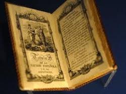 .:Lectura de textos históricos.: