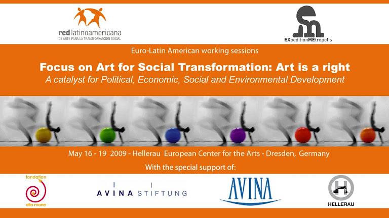 Art for Social Transformation