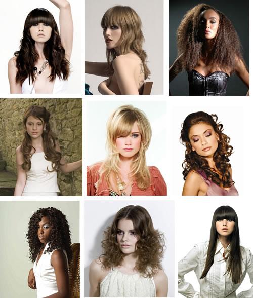 cabelos longos verão 2011