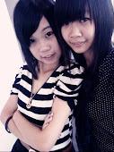 两个宝贝妹妹^♥^
