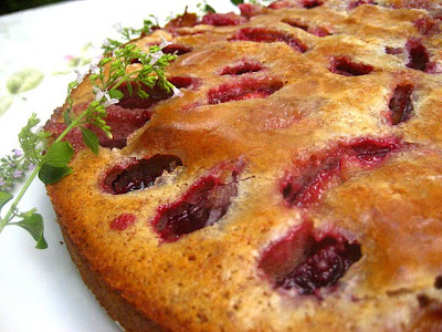 Stacey Snacks Plum Cake