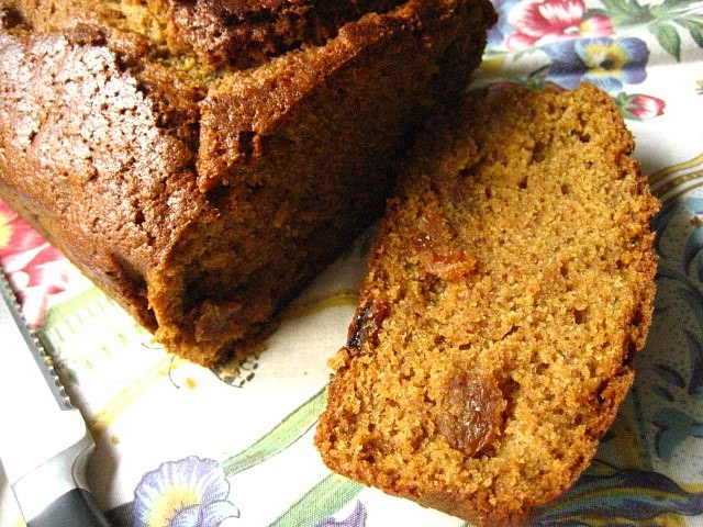 Stacey Snacks: Sweet Potato Bread