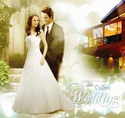 Roupa de Casamento da Bella e do Edward