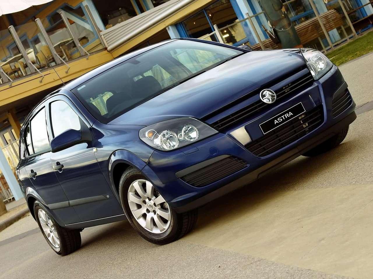2004 Holden Astra Cd 5door