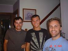 Benji, Desy, Joey