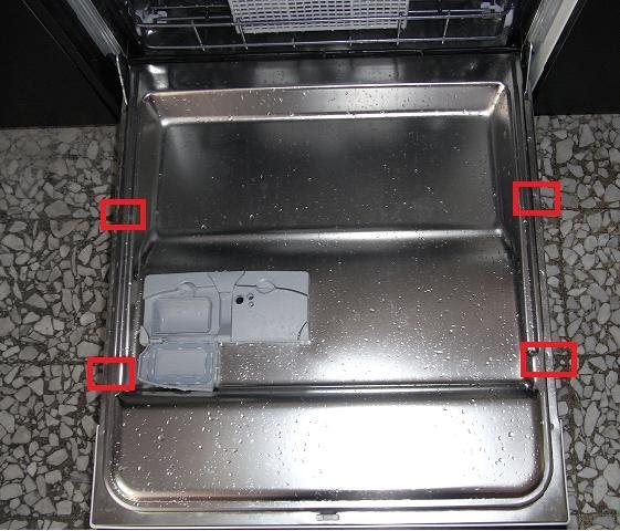 Miscellaneous thoughts fai da te lavastoviglie whirlpool dwh b00w che lampeggia - Porta per lavastoviglie da incasso ...