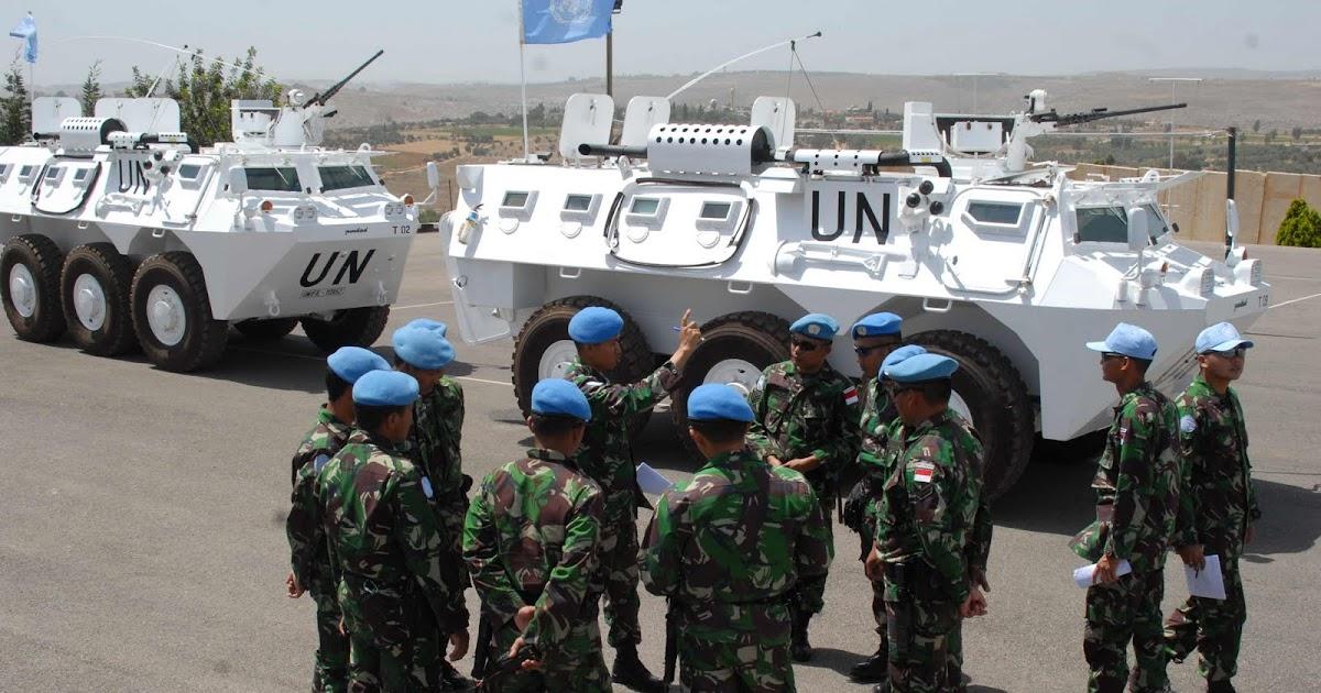 Indonesia aktif dalam menjaga perdamaian dunia. Contohnya adalah lewat pasukan kontingen Garuda