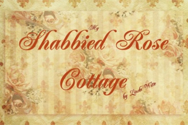 Shabbied Rose Cottage