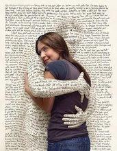 É isto a escrita...