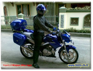 Kumpulan Foto Modifikasi Motor Yamaha Rx King
