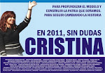 FUERZA CRISTINA !!