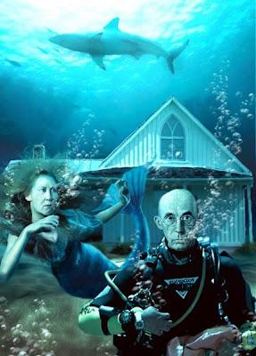 underwater in house
