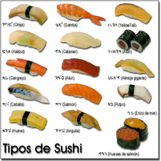 Ana m s kitchen sushi mucho m s que pescado crudo con arroz for Como hacer arroz para sushi