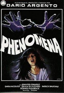 Filme Phenomena DVDRip RMVB Legendado