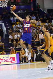 ACB Media - Ricky aprovecha una de las 24 pérdidas del Gran Canaria