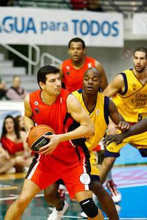 ACB PHOTO - La experiencia de Scepanovic castigó al Gran Canaria