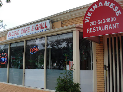 Pacific Cafe & Grill