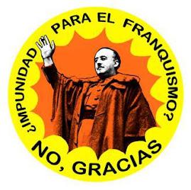 POR RESPETO A LA MEMÓRIA HISTÓRICA. A QUIENES LUCHARON POR LA DEMOCRACIA EN NUESTRO PAÍS