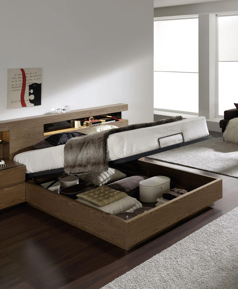 Decoshui dormitorios soluciones para ganar espacio for Camas juveniles modernas