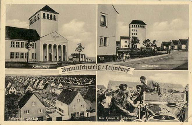 Il Fuhrer a Lehndorf