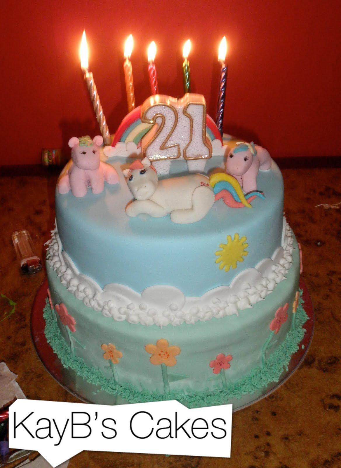 Fabulous Birthday Cake Designs