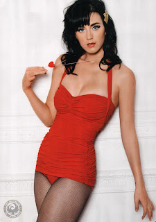 Katy Perry In Lingerie