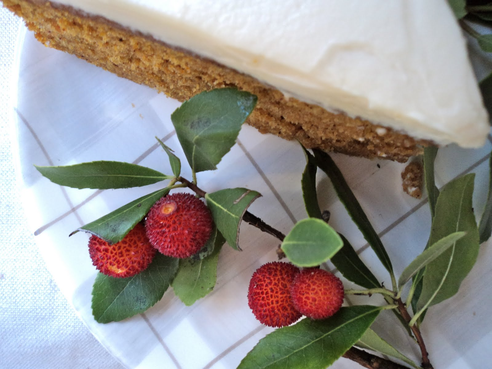 Mariola´s Cooking Therapy: Pumpkin Spice Cake with Honey ...