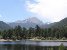 Rocky Mtn Backpacking Trip