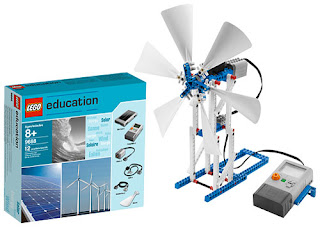 LEGO Renewable Energy Add-on Set