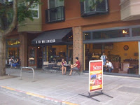 Uptown Espresso in Seattle's Belltown