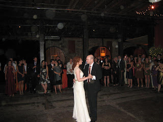 Rachel & Jacob Saperstein's first dance
