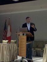 Jay Inslee addressing the Bioenergy Symposium in Seattle 11/8/10